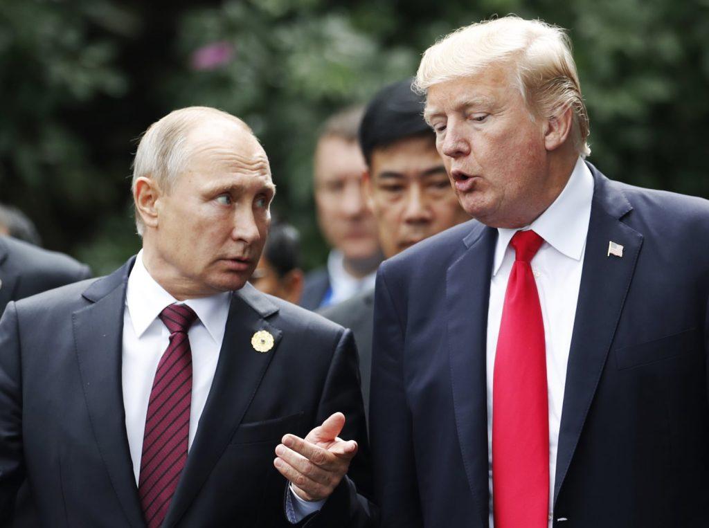 Средба Путин – Трамп, в петок во Осака