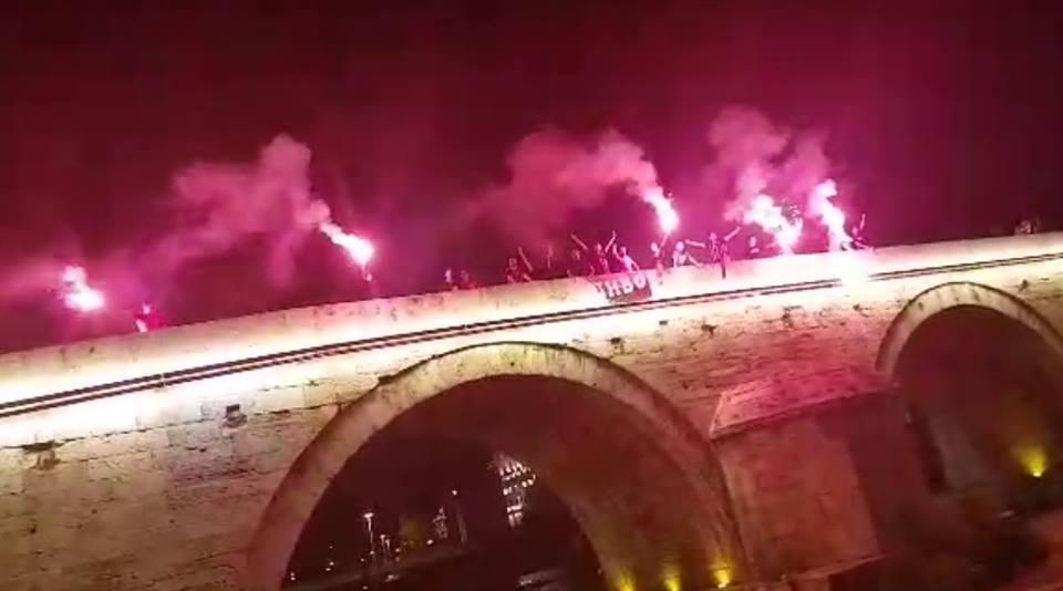 РАСКАЗ НА ВЛАДИМИР ИЛИЕВСКИ: Кога гореа Вардаровите знамиња