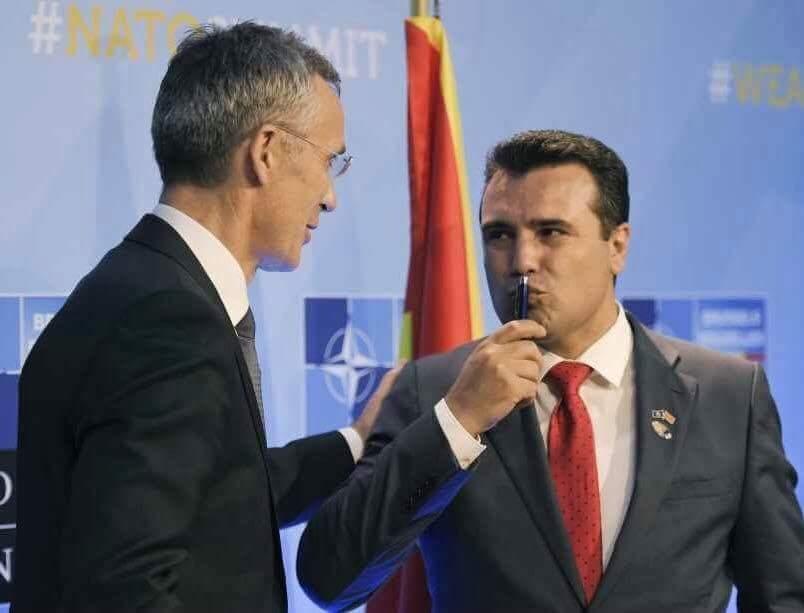 Заев: Јас сум најзаслужниот премиер за тоа што С. Македонија ќе биде во НАТО