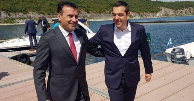 МАКЕДОНИЈА 2025 ЗА ДОГОВОРОТ МЕЃУ ЗАЕВ И ЦИПРАС: За да се сврти нова страница Грција треба да го признае македонското малцинство