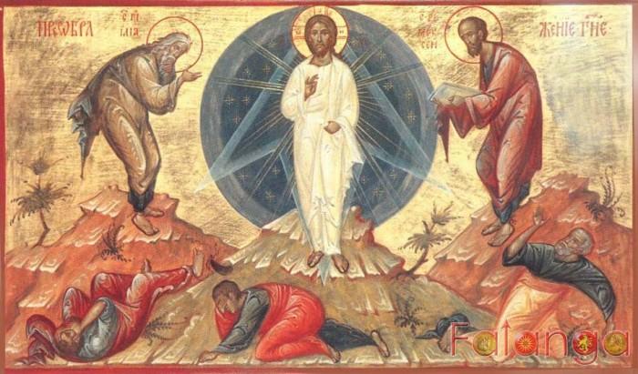 Марко Китевски за Преображение Господово: Разговорот на Исус со пророците Мојсеј и Илија