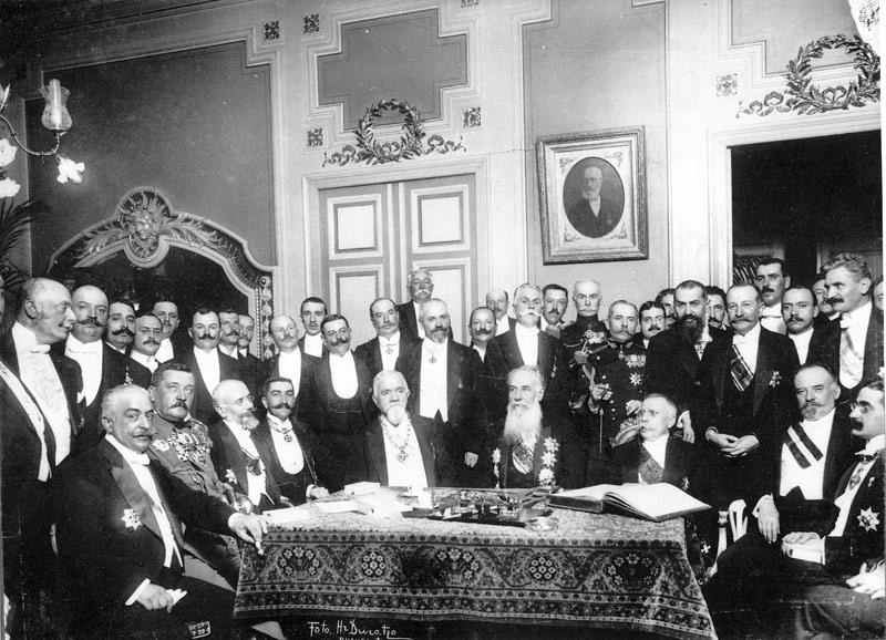 КАКО Е ПОДЕЛЕНА МАКЕДОНИЈА ВО БУКУРЕШТ ПРЕД 105 ГОДИНИ: Бугарите тргувале со Штип и Кочани, за да ја добијат Кавала за Русите