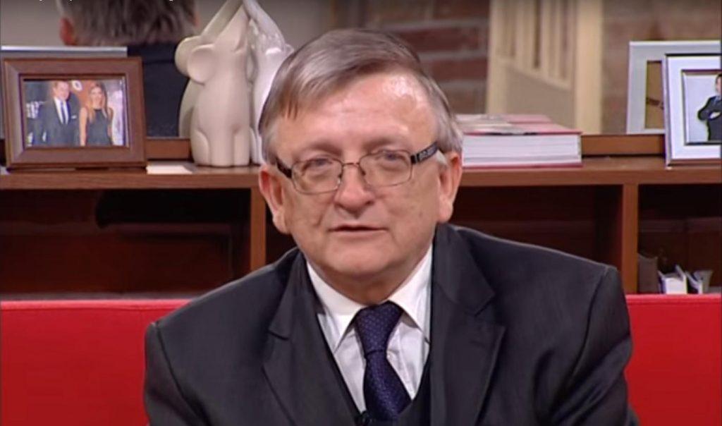 Српски професор готви тужби против НАТО поради заболувања од бомбардирањето со осиромашен ураниум