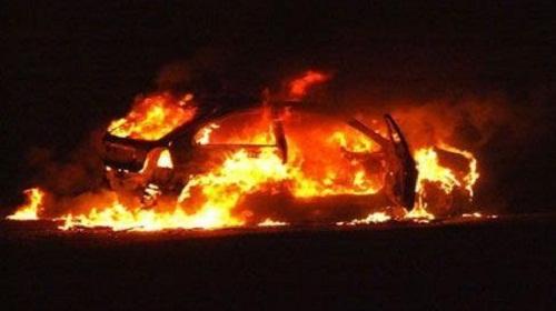 Ноќеска во Битола запален уште еден автомобил