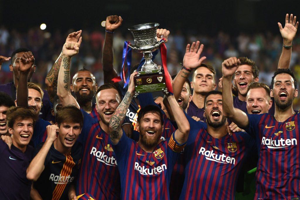 Клубови со најголеми приходи: Барса го надмина Реал