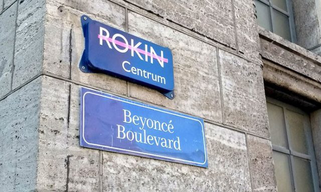 Во чест на жените: Улица во Холандија го носи името на Бијонсе