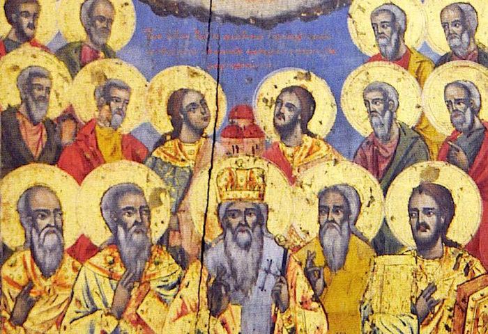 Денеска е Св. седум маченици Макавеи, нивната мајка Соломонија и свештеникот Елеазар