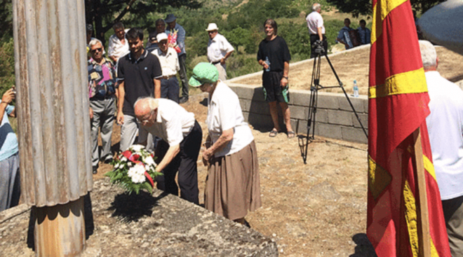 Соборци пишуваат книга за првата жртва во НОБ: Предавниците го убија Диме Поп Атанасов