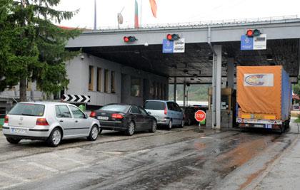 Влада: Едно запирање и на преминот Ќафасан кон Албанија
