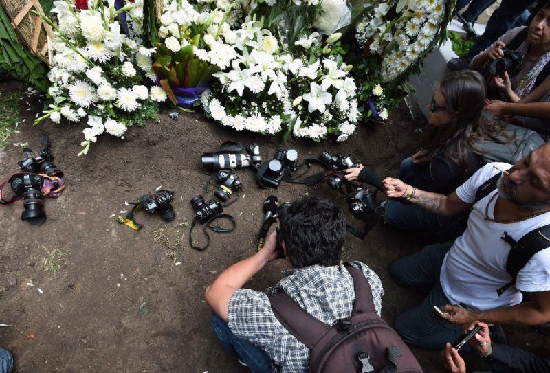 Мексико: Новинар убиен на улица, осми по ред годинава