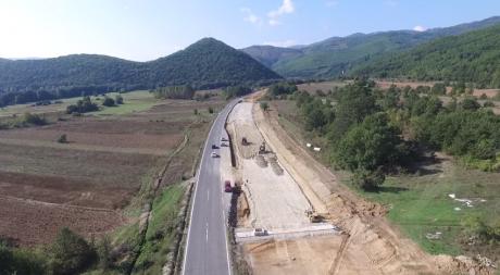 Внимателно на патот Кичево – Охрид: Нов режим на сообраќајот