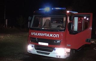 Скопје: Се запали возило во движење кај Рамстор мол