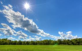Сончево со мала локална облачност, температура до 23 степени
