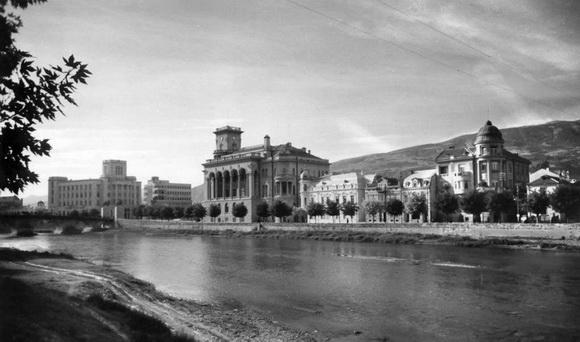 ИСТРАЖУВАЊЕ НА ПРОФ. ТРИФУНОВСКИ ОД 1954-ТА: Првите Албанци во Скопско дошле од Северна Албанија во почетокот на 19-ти век!