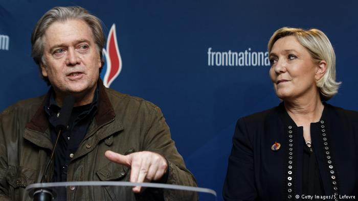 Партијата на Ле Пен победник на изборите во Франција