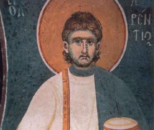 23/10 АВГУСТ: Денеска е Св. маченик и архиѓакон Лаврентиј.