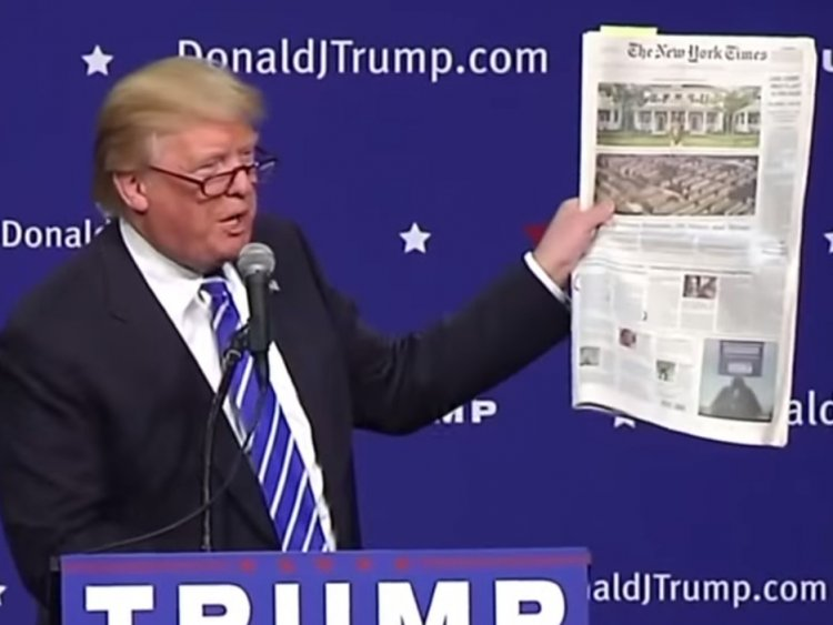Трамп: ФБИ отворило истрага против мене откако го отпуштив лажгото Коми