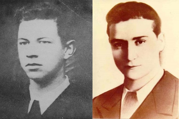 На денешен ден: За да не паднат живи во раце на Бугарите, се самоубиле Стефан Наумов-Стив и Димитар Богоевски-Мите