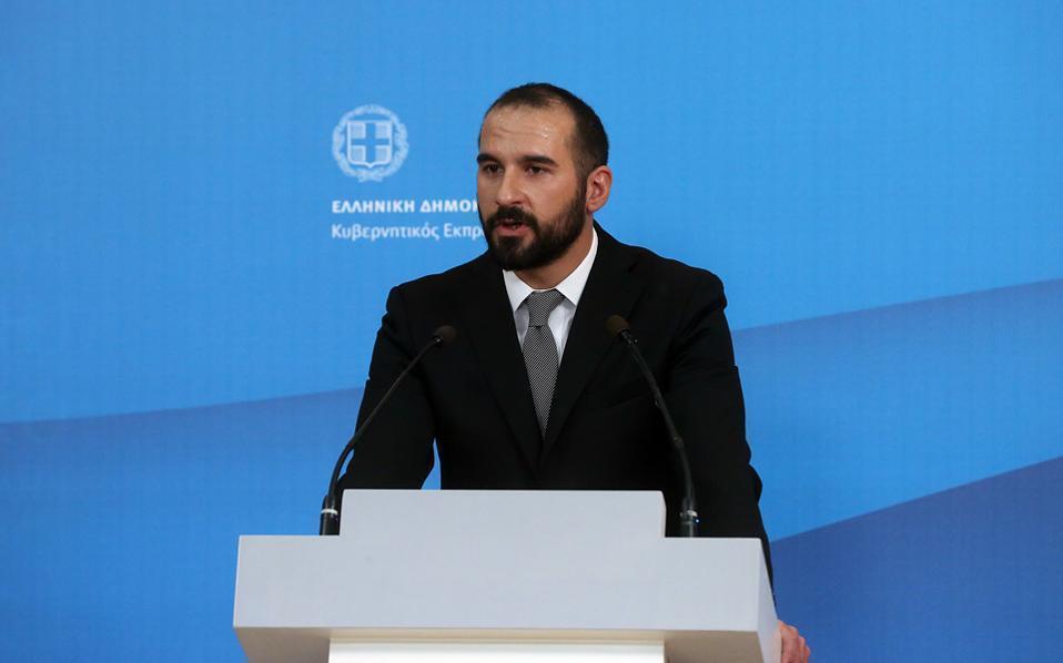 Ѕанакопулос: Откако договорот ќе мине во Скопје, Ципрас ќе одлучи кога ќе влезе во Атина