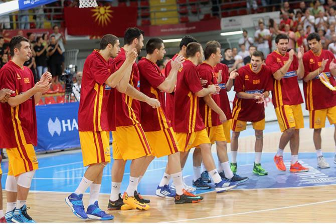 Македонија со важна победа против Косово во претквалификациите за Евробаскет 2021