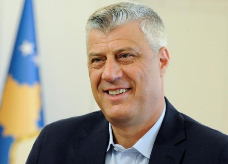 Тачи ќе продолжи да работи на договорот за размена на територии со Србија