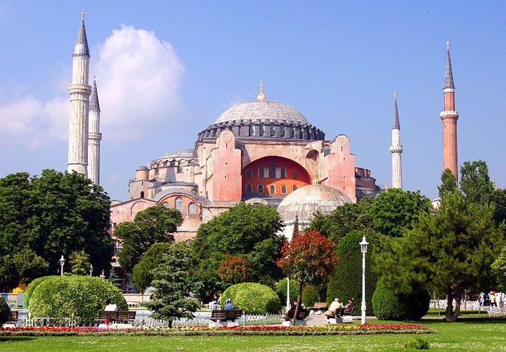 Управен суд на Турција: Пресуда за статусот на Аја Софија за 15 дена