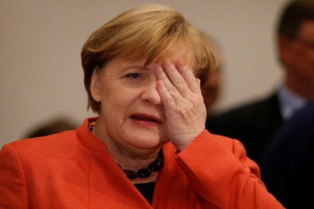 АНКЕТА ВО ГЕРМАНИЈА: Рекорден пад на поддршката за владејачката коалиција на Меркел