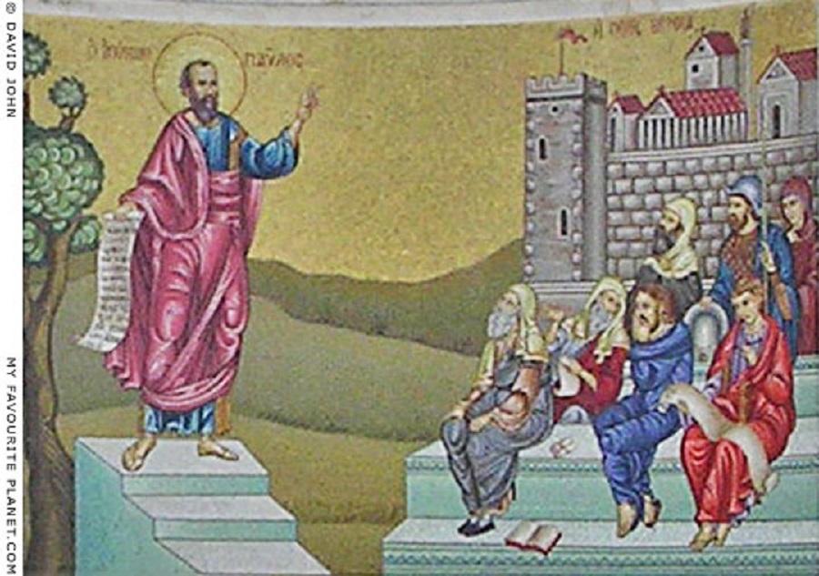 Светилишта во Струшко: Црквата утврдена од апостол Павле и вратата на цар Самоул