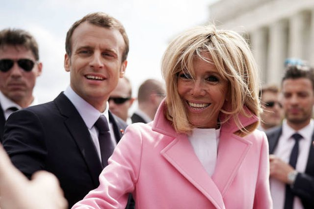 Брижит Макрон ќе глуми во француска серија