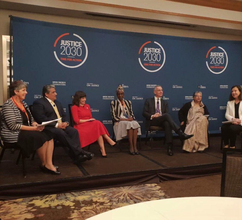 """ЊУЈОРК: Министерката Царовска учествува на """"Време е за акција"""" во организација на Џорџ Сорос"""