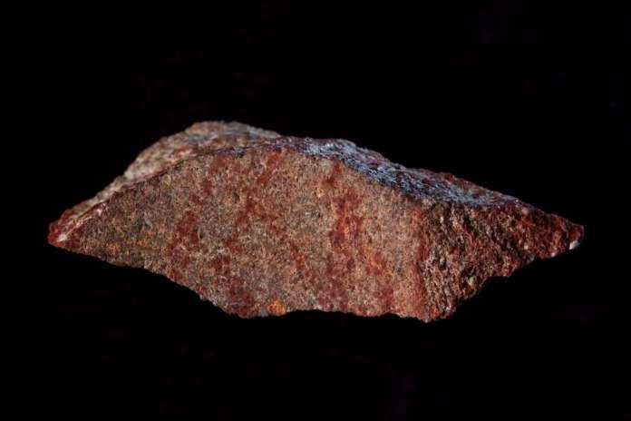 Откриен најстариот човечки цртеж