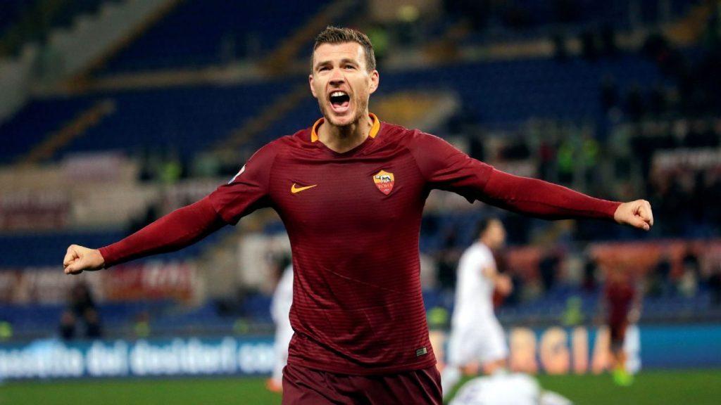 Рома: Џеко останува уште три сезони