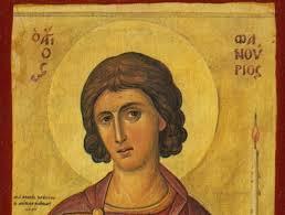 9 септември: Свети великомаченик Фануриј