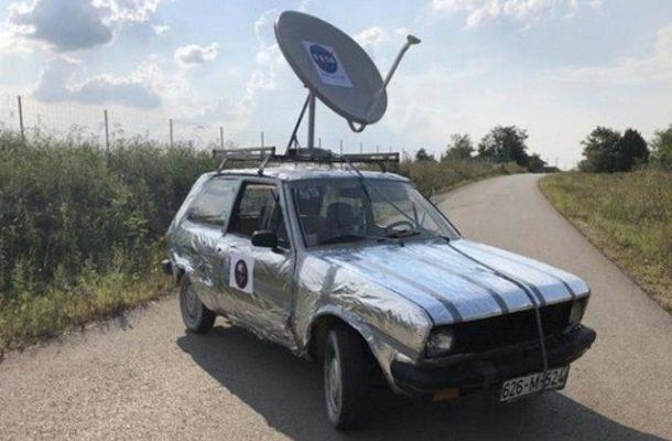 Босанец продава југо за борба против вонземјани