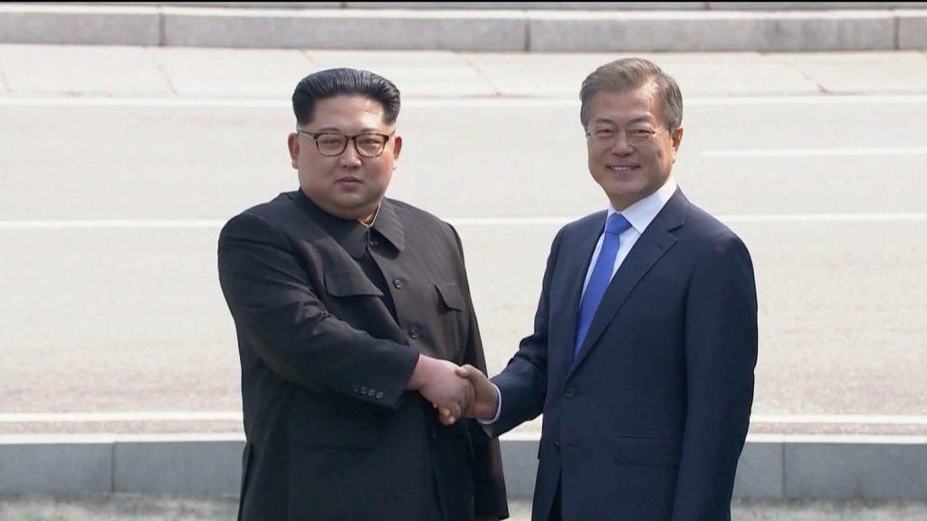 Повторно заладување: Северна се повлече од канцеларијата за врски со Јужна Кореја