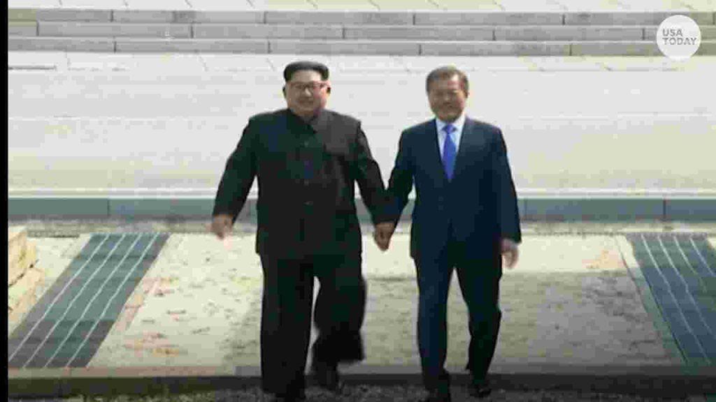 Помирување на двете Кореи: Пјонгјанг ја бојкотираше годишнината од самитот Мун – Ким