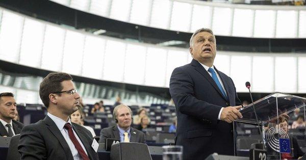 ОРБАН НАЈАВИ ОДГОВОР НА ПРЕСЕДАНОТ ВО ЕУ: Сакаат да ни го одземат правото да ги штитиме сопствените граници