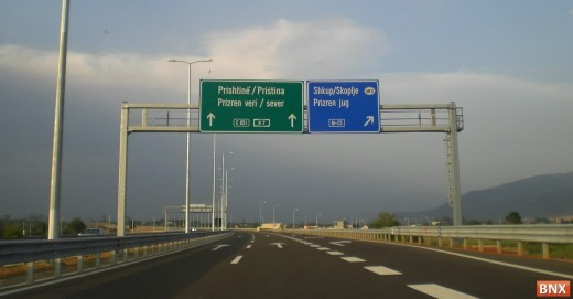 Приштина – Скопје: Патот ќе се затвора секој ден од 7 до 17 часот