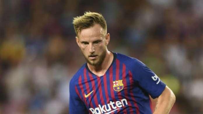 """Барселона: """"Не"""" за понудата од Јувентус за размена на Ракитиќ"""