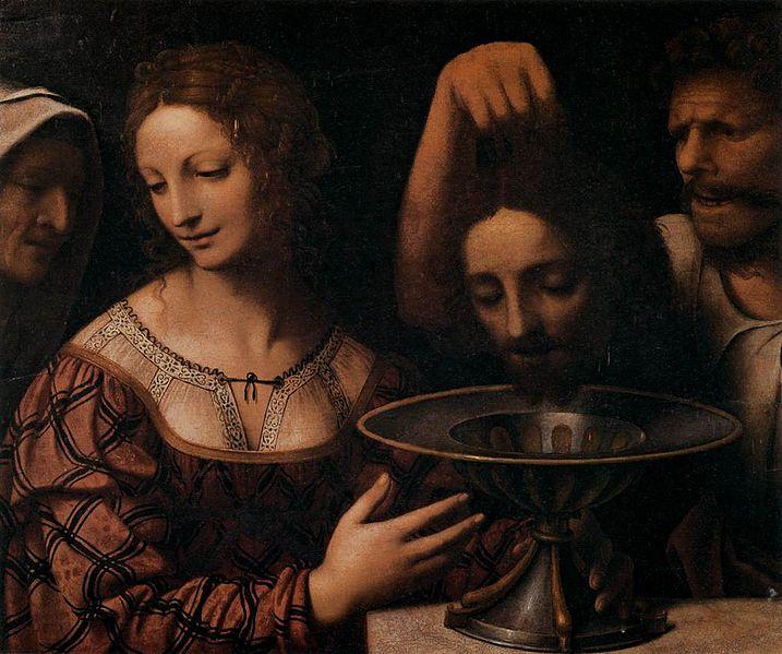11 септември/29 август: Денеска е Отсекување на главата на Св. Јован Крстител