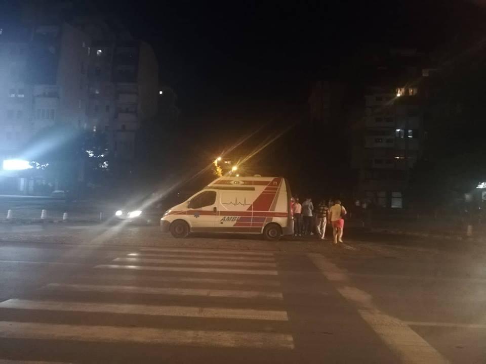 (видео) БРУКА ВО АЕРОДРОМ: Шилегов ја дигна и АРМ за да ја спаси Скопјанка од смрдени пелени