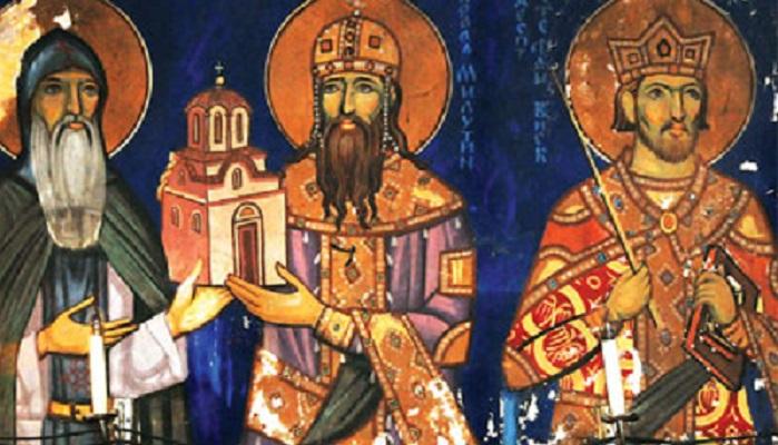 12 септември/30 август: Денеска е Св. патријарси Александар, Јован и Павле