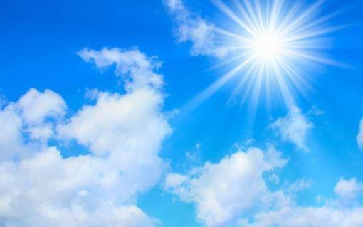 Време: Тополо со умерена облачност