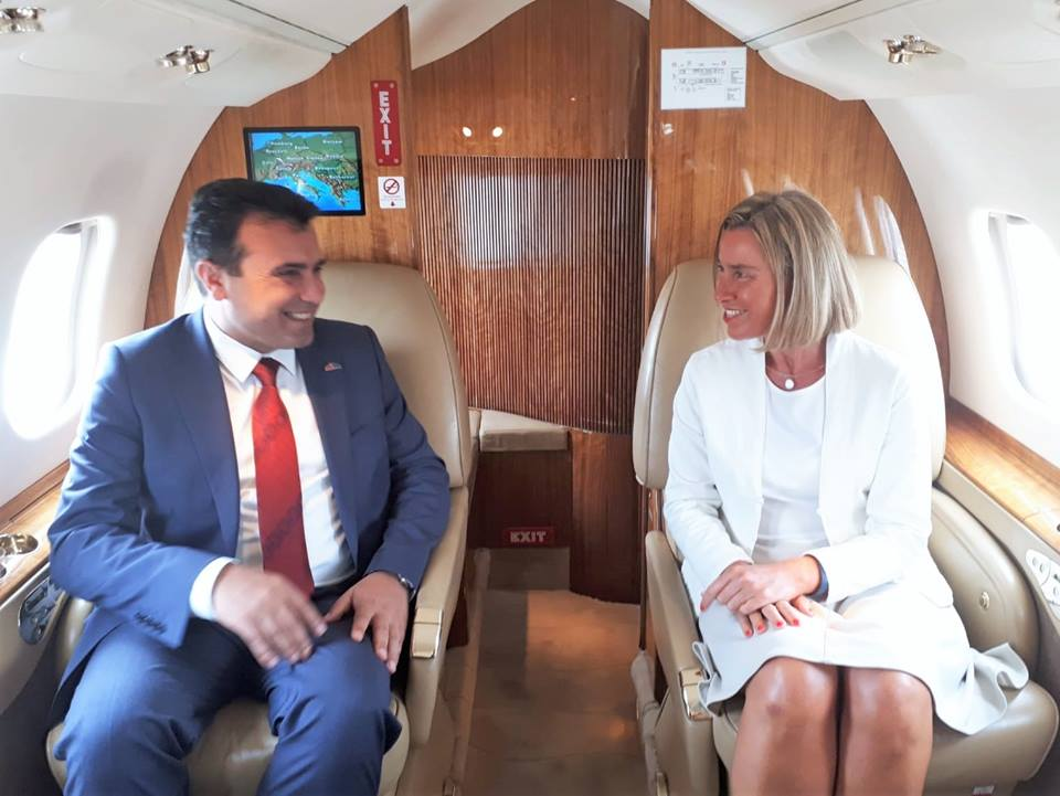 (видео) НОВА ЕПИЗОДА ЗА РЕКЕТ ВО ЛА ВЕРИТА: Зошто Федерика Могерини молчи за Боки Тредичи и криминалот во Македонија?