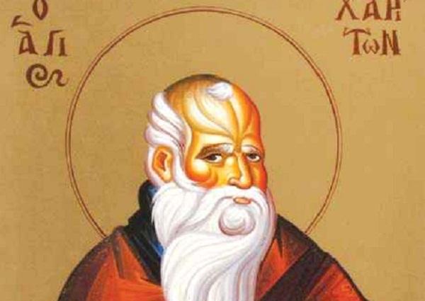 11 октомври/28 септември: Денеска е Преподобен Харитон Исповедник