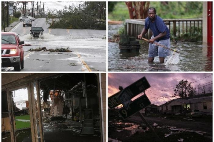 Ураганот Мајкл ја опустоши Флорида, продолжи кон Џорџија