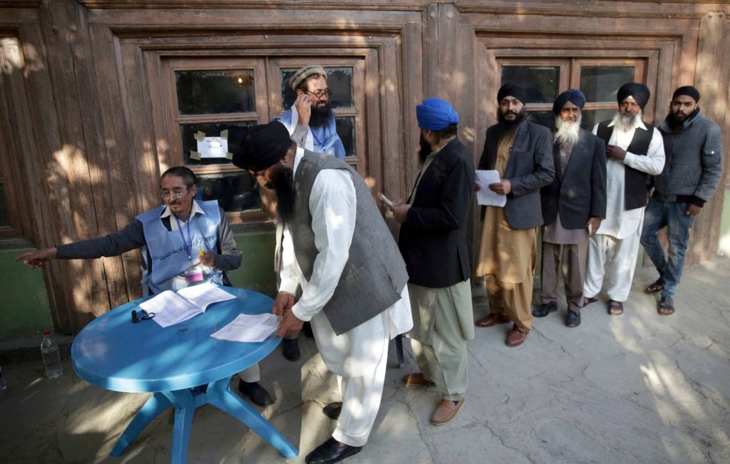 Авганистан: Во изборната битка за пратеници денеска има 41 загинат и 100 повредени