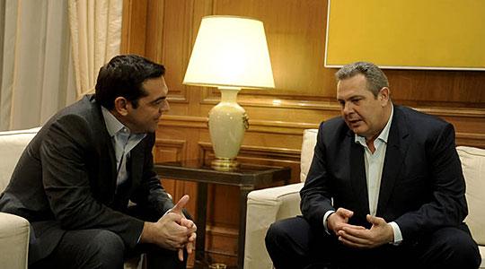 Ципрас: Верувам дека со Каменос и понатаму ќе водиме заеднички битки