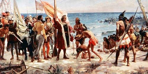 На денешен ден 12 октомври: Колумбо пристигнува на брегот на Америка