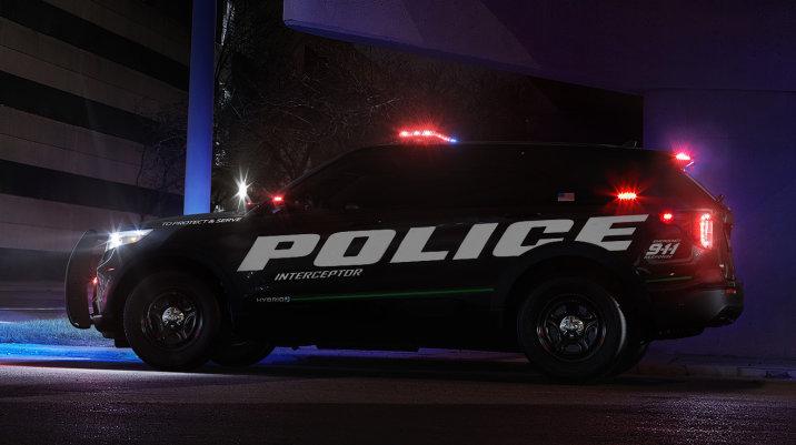 Форд претстави најбрз полициски автомобил во светот